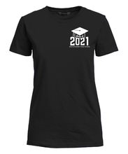 Load image into Gallery viewer, WISH Academy High School CLASS OF 2021 Fitted T-Shirt
