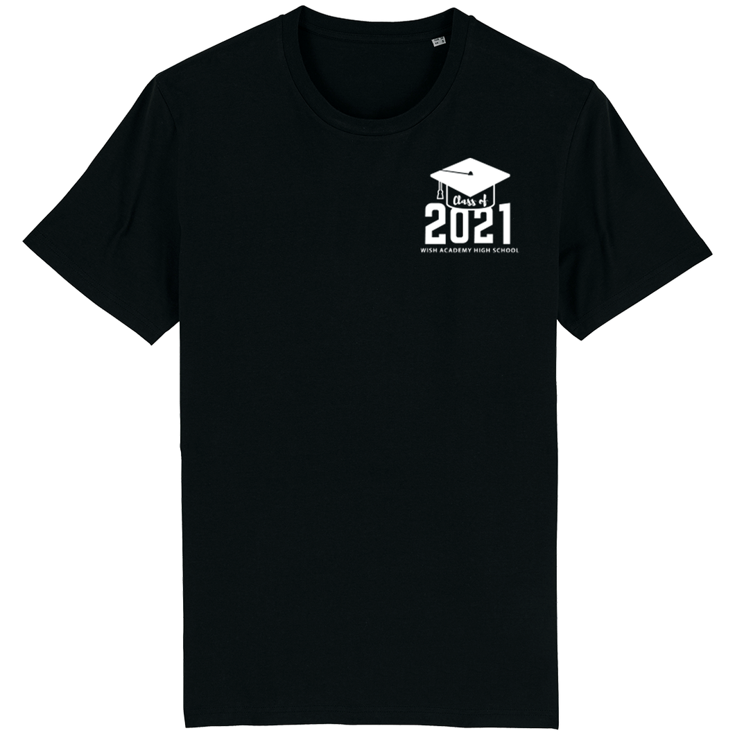 WISH Academy High School CLASS OF 2021 T-Shirt