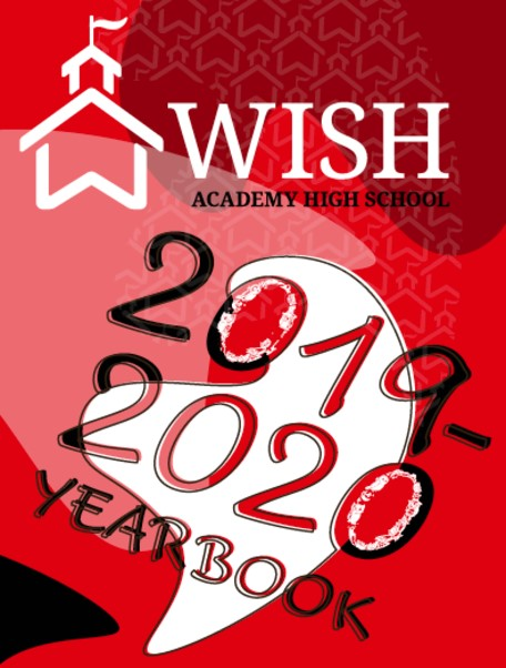 2019-2020 WISH ACADEMY HIGH YEARBOOK