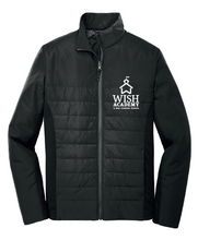 Load image into Gallery viewer, WISH Academy Insulated Jacket -- Style B