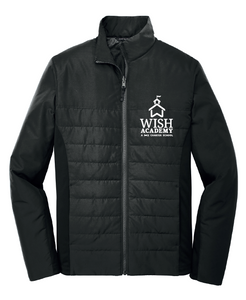 WISH Academy Insulated Jacket -- Style B