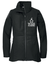 Load image into Gallery viewer, Fitted WISH Academy High School Insulated Jacket