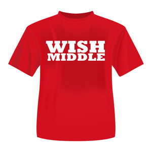 WISH Middle T-Shirt