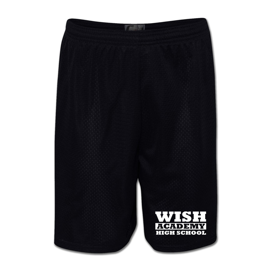 WISH Academy High School Shorts
