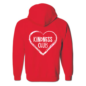 WISH Kindness Club Pullover Hoodie Sweatshirt