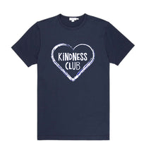 "Load image into Gallery viewer, ""KiNDNESS Club"" T-Shirt ""Inspire Kindness in the World""...  Adrien Murphy"