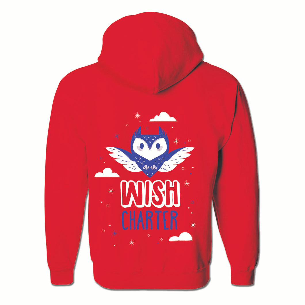 Small Owl Hoodie