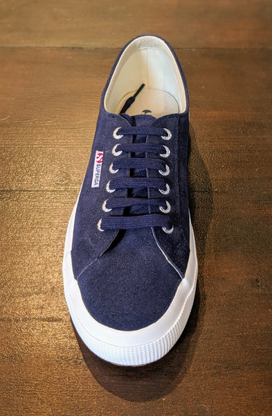 Superga 2750 - Navy Suede