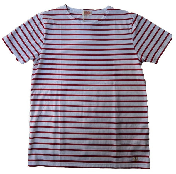 Armor Lux Sailor Shirt White/Red