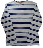 Armor Lux Breton Shirt - Natural/Ink
