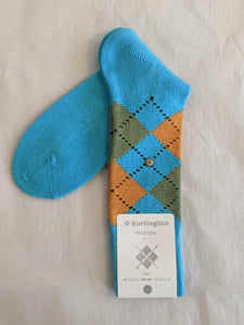 Burlington - Preston Sock 6891
