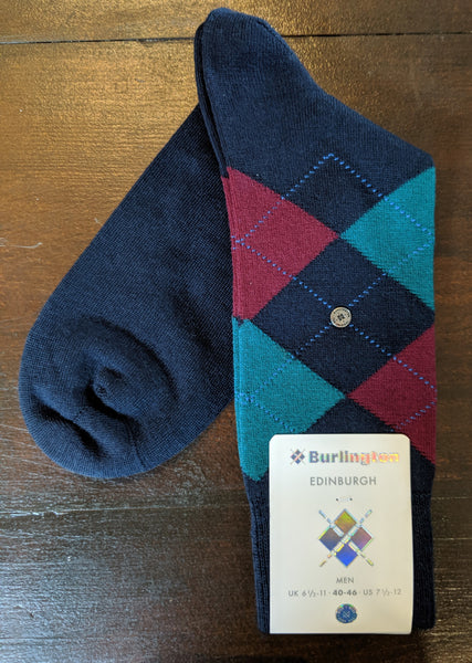 Burlington - Edinburgh Sock 6376