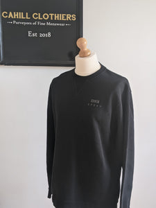 Edwin Base Crew Sweat - Black