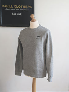 Edwin Base Crew Sweat - Grey