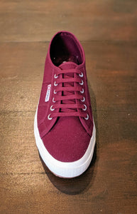 Superga 2750 - Dark Bordeaux