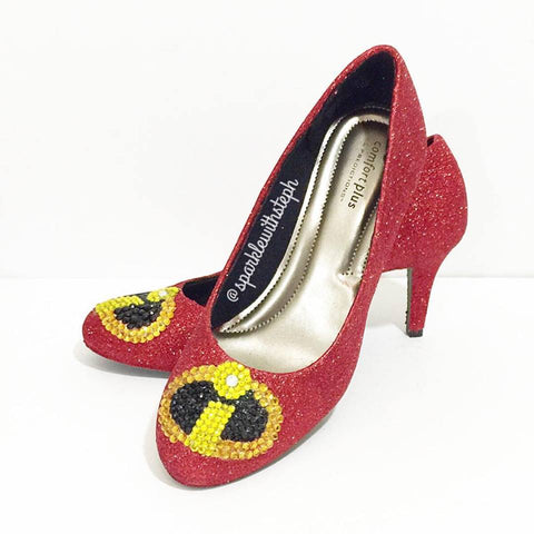 Incredible Super Hero Heels