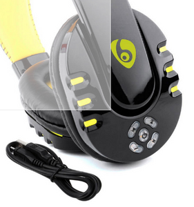 V8 Super Bass Wireless Bluetooth 4.0 Headphone w/ Hands-free Call