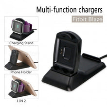 Load image into Gallery viewer, BLCR Charger Cradle for Fitbit Blaze Smart Fitness Watch