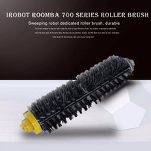 Load image into Gallery viewer, Bristle Brush + Flexible Beater Brushes For IRobot Roomba Vacuum Cleaner Parts 600 700 Series 760 770 780 790 Black