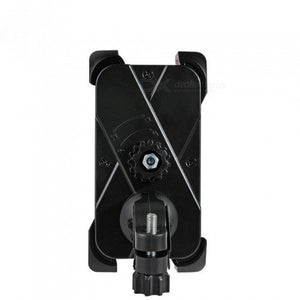 Universal Bike Phone Stand PVC Bicycle Handlebar Mount Holder for iPhone Samsung HTC Sony Cellphone Cycling Accessories Black 1