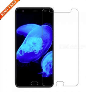 Dazzle Colour Tempered Glass Screen Protector Glossy for OUKITEL K6000 Plus/ K6000 pro