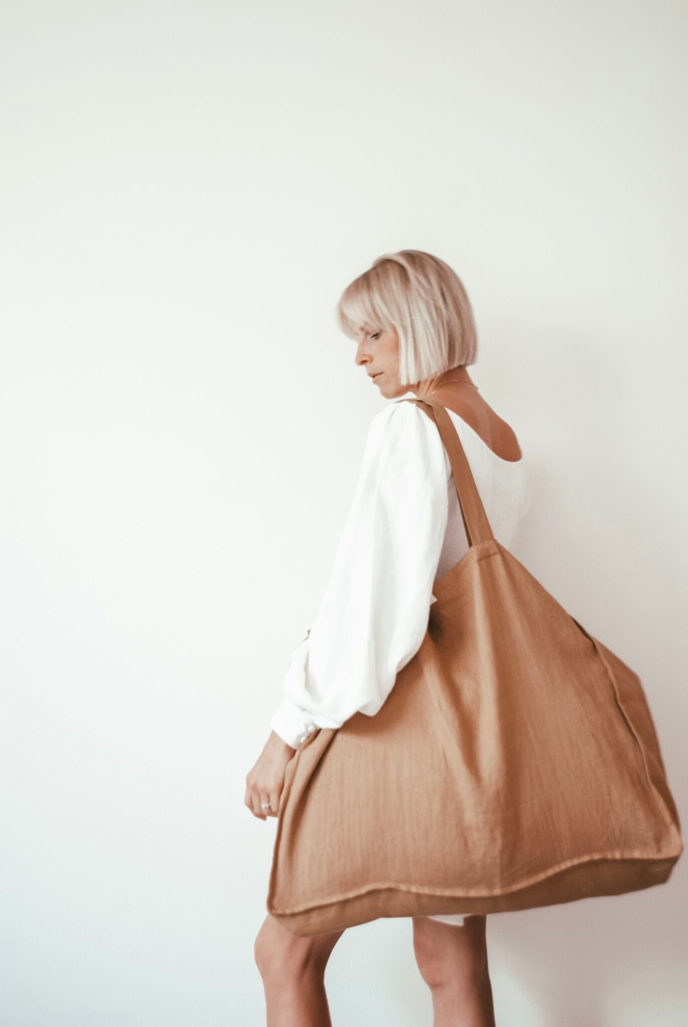 Utility Bag | Cinnamon