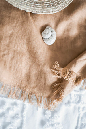 Elke Throw | Cinnamon