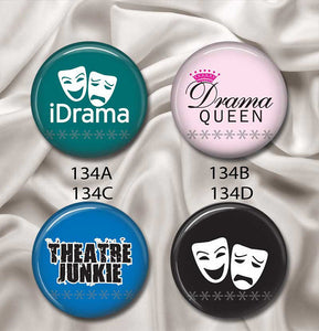Love Theatre and Drama - Interchangeable Magnetic