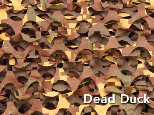 Dead Duck Camo Netting