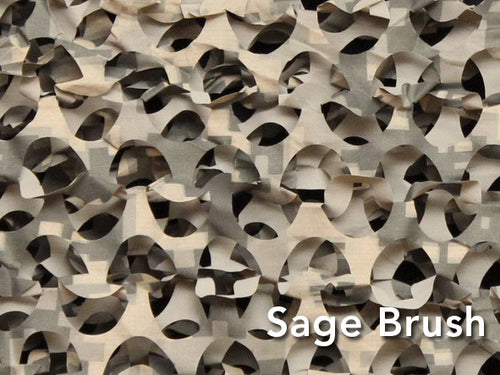 sage brush Camo Netting