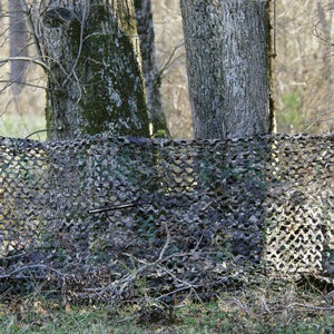woodland ground blind