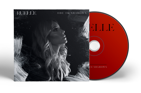 Ruelle's Ode to Shadows (CD)