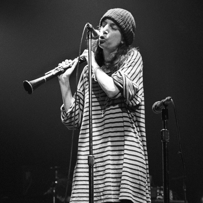 Star of Stripes: Patti Smith