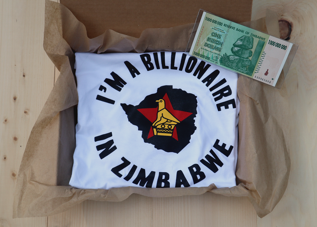 Zimbabwe Billionaire Shirt Bundle