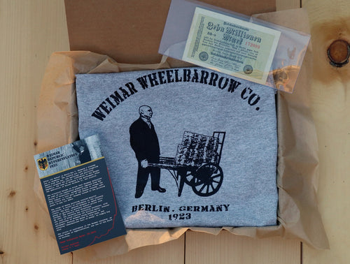 Weimar Hyperinflation Shirt Bundle