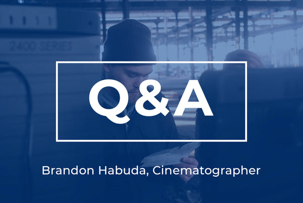 "Q&A with ""Blackbird"" Cinematographer, Brandon Habuda"