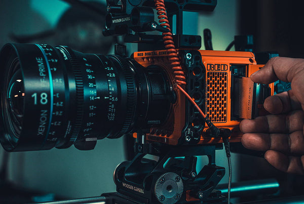 Harness the Power of RED KOMODO with SmallHD Focus Pro