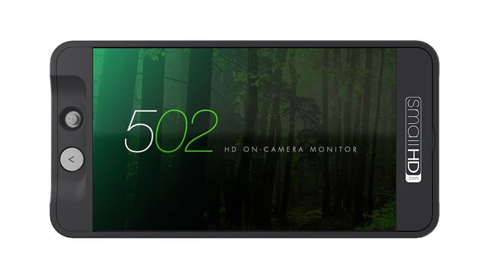 502 Full HD On-Camera Monitor