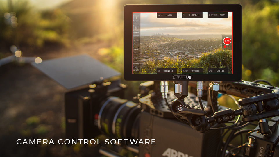 Camera Control Software for ARRI (Software only)