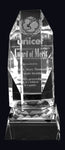 """Newcastle"" Crystal Award"
