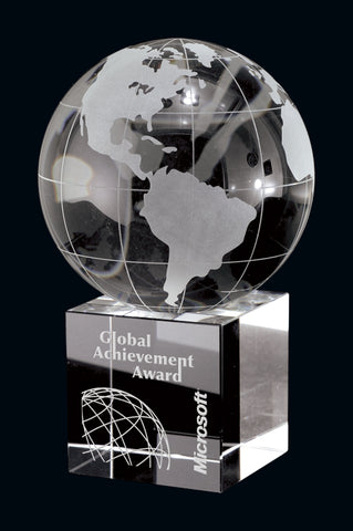 """Unity"" Crystal Award"