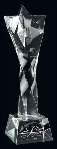 """Legacy"" Crystal Award"