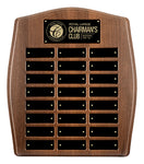 """Honour"" XL Laminate Annual Plaque"