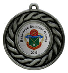 """Lattice"" Insert Medal"