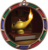 Insert Holder - Stained Glass Medal