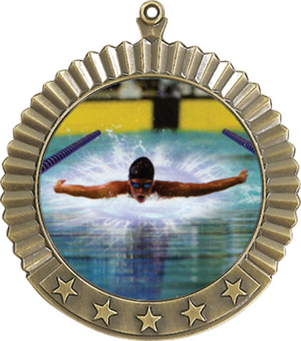 Insert Holder - Star Medal
