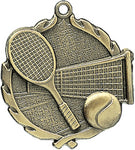 Tennis - Sculptured Medal