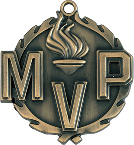 MVP - Sculptured Medal
