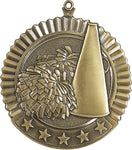 Cheerleading - Star Medal