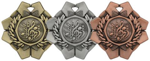 Music - Imperial Medal